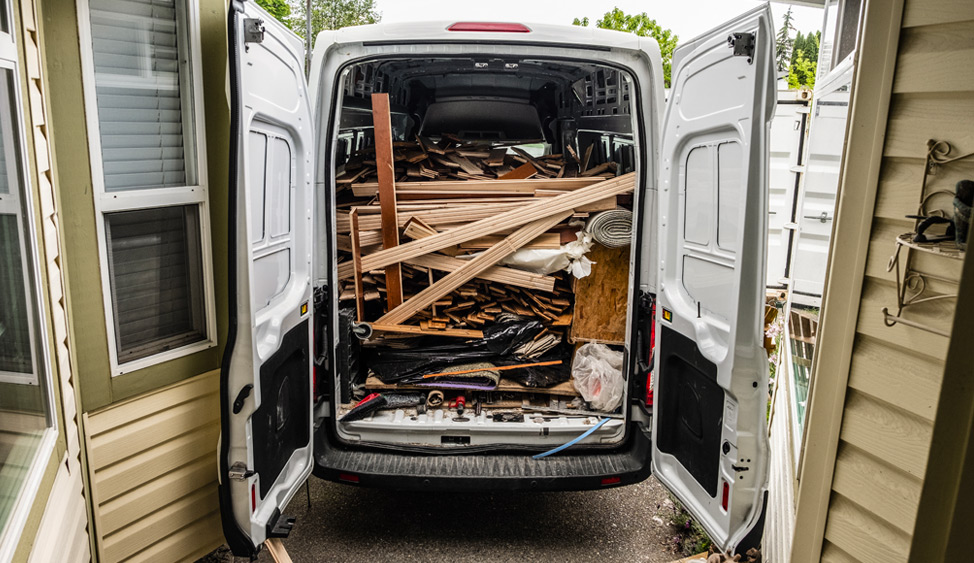 Residential Junk Removal Services Manhattan